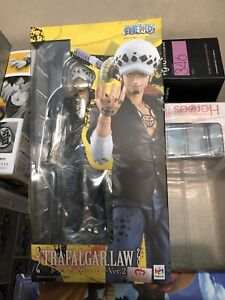 MegaHouse Variable Action Heroes ONE PIECE Trafalgar Law Ver.2 *US SELLER* rare