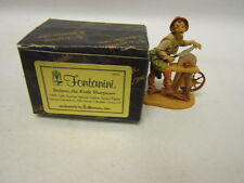 "Fontanini Stefano The Knife Sharpener Signed Exclusive 4"" Mib ships Free"