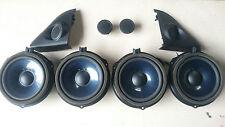 FORD MONDEO MK4 TITANIUM X Haut-parleurs-Set Complet