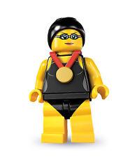 Lego 8831 Series 7 Minifig - Swimming Champion