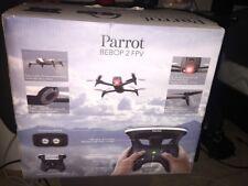 Parrot BEBOB 2 FPV Lightweight Video Drone w/Long Range R/C + FPV Goggles