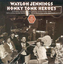 Jennings, Waylon-Honky Tonk Heroes (US IMPORT) CD NEW