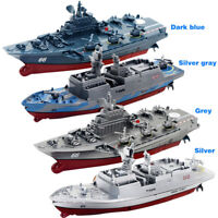 2.4GHz Remote Control Ship Aircraft RC Boat Warship Without Road Antenna #ur