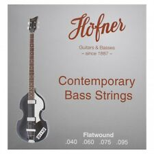 Höfner Contemporary Flatwound - HCT1133B