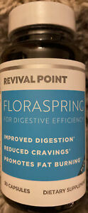 Revival Point Floraspring for Digestive Efficiency 30 Capsules - New Exp 11/2022