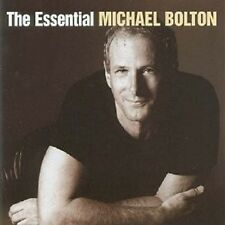 "MICHAEL BOLTON ""THE ESSENTIAL-BEST OF"" 2 CD NEU"