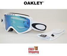 OAKLEY® GOGGLES O2™ XM 02 DUAL LENS SNOW BOARD SKI MATTE WHITE W/ VIOLET MIRROR