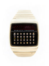 Hewlett Packard (Ref HP-01) Stainless Steel/Yellow Gold Digital Wristwatch(22411