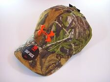 Camo hat Under Armour Polyester Mossy Oak Obsession Snapback New Hunting