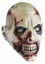 Battle Merchant Zombie Maske Narben Monster Fasching Halloween LARP Gummimaske