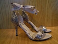 Kurt Geiger Ladies Shoes Size 5 Ankle Strap High HEELS Miss Kg Open Toe Sandals