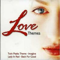 Various Artists - Love Themes (CD) (2001)
