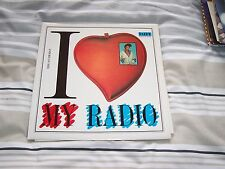 "Taffy - I Love My Radio - 12"" Single"