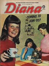 Diana for Girls Magazine No. 237  2 September 1967