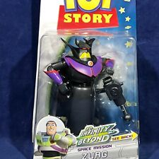 New - EMPEROR ZURG - Toy Story TO INFINITY AND BEYOND Space Mission Figure HTF