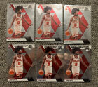 2019-20 Mosaic Coby White NBA Debut Rookie Card RC Lot(6)
