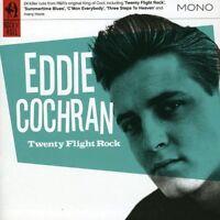 Eddie Cochran - Twenty Flight Rock [CD]