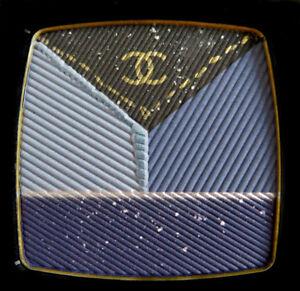BEYOND RARE Ltd Edition JEANS DE CHANEL DENIM EFFECTS EYESHADOW POWDERS SOLD-OUT