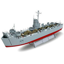 REVELL U.S Navy Landing Ship 1:144 Plastic Model Kit - 05123