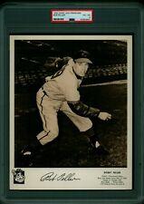 1952 Baseball DIXIE PREMIUM Bob Feller Cleveland Indians ONLY GRADED EXAMPLE