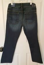 American Eagle Artist Crop Low Rise Dark Denim Women's Jeans 6 Regular NWT