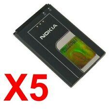 LOT OF 5 OEM NOKIA BL-4003C BATTERIES for NOKIA 6215 6315 6315i