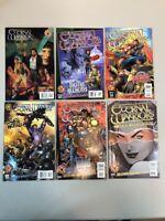 Eternal Warriors 1-6 Complete Set 1 2 3 4 5 6 Acclaim Comics Painted 1 Variant