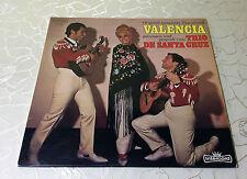 TRIO DE SANTA CRUZ (VINYL LP) VALENCIA / SPANISCHE TANZMUSIK [RAR **INTERCORD]