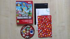 Juego consola Nintendo Wii Wii U New Super Mario Bros PAL España WiiU