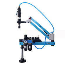 M3 M12 Vertical Pneumatic Tapping Machine Air Tapper Tool 1000mm Working Reach