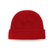 Unisex Men&Women Beanie Hat Warm Ribbed Winter Turn Ski Fisherman Docker Hat