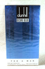 Dunhill Desire Blue For a Man EDT Spray - 3.4 oz. - NOS - Sealed Box