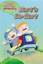 Early Reader Phonics - I Love Reading Phonics Level 3: BART'S GO-CART  - NEW