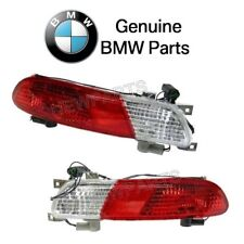BMW E63 E64 Pair Set of Left and Right Lower Taillight for Bumper Cover Genuine