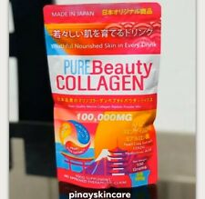 PURE BEAUTY COLLAGEN. 100g (Made In Japan) Seller: Pinayskincare CA 🇺🇸🇺🇸🇺🇸