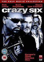 Crazy Six Blu-Ray Blu-Ray (101FILMS176BR)