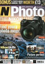 NPhoto The Nikon Mag. Issue 115 as Bought