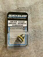 New Mercury Mercruiser Quicksilver OEM Part # 100-8M4500752 COVER