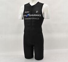 Hincapie All Day Endurance Coaching Men's Xl Sleeveless Tri Suit Blk/Bl Closeout