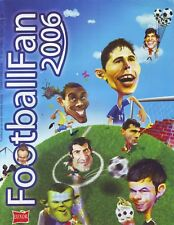 RARE FOOTBALL FAN 2006 COMPLETE STICKERS SET WITH EMPTY ALBUM - LUXOR NOT PANINI