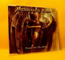 MAXI PROMO Full Single CD Messiah's Kiss Prayer For The Dying 12TR 2002 Heavy