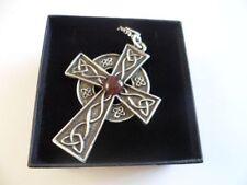 Pewter Amethyst Pagan & Symbolic Jewellery