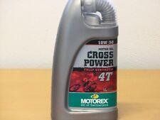 Motorex Cross Power 4T 10W/50 1 Ltr vollsyn 4Takt OffRoad Motoröl