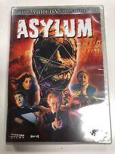 Asylum DVD All Region Peter Cushing **L@@K**