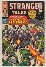 STRANGE TALES # 140 Steve Ditko JACK KIRBY NICK FURY SHIELD 1966 FN+ 6.5