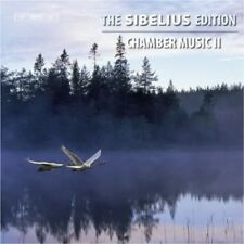 J. Sibelius - Sibelius Edition 9: Chamber Music 2 [New CD]