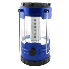 Luci, lanterne e torce da campeggio ed escursionismo blu senza marca LED