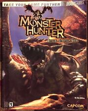 MONSTER HUNTER BRADYGAMES OFFICIAL STRATEGY GAME GUIDE PS2