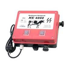EIDER NE 4000 Weidezaun Netzgerät - Elektrozaun Wildabwehr Viehhüter