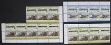 Davaar Island Train Stamps MNH